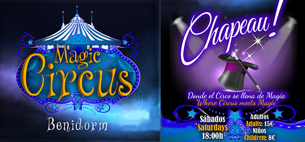 MAGIC CIRCUs header